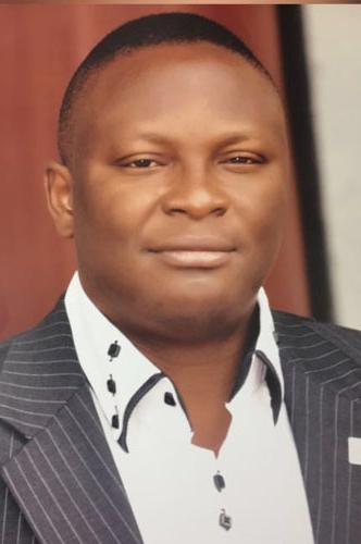 Mr Abiodun Ogunsakin