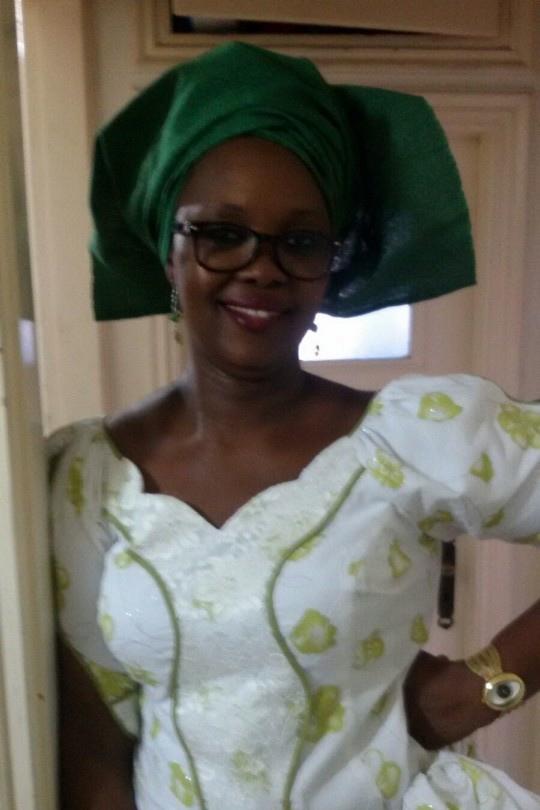 Mrs Maria Ohilebo
