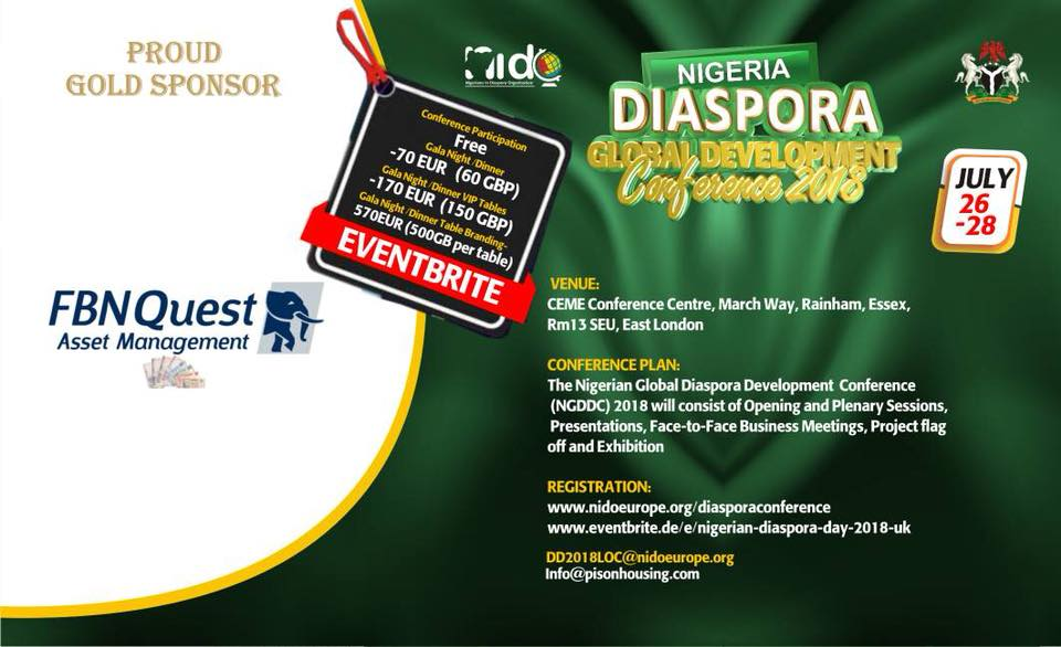 Welcome to Nigerian Diaspora  Global Hall of Fame (NIDGHF)