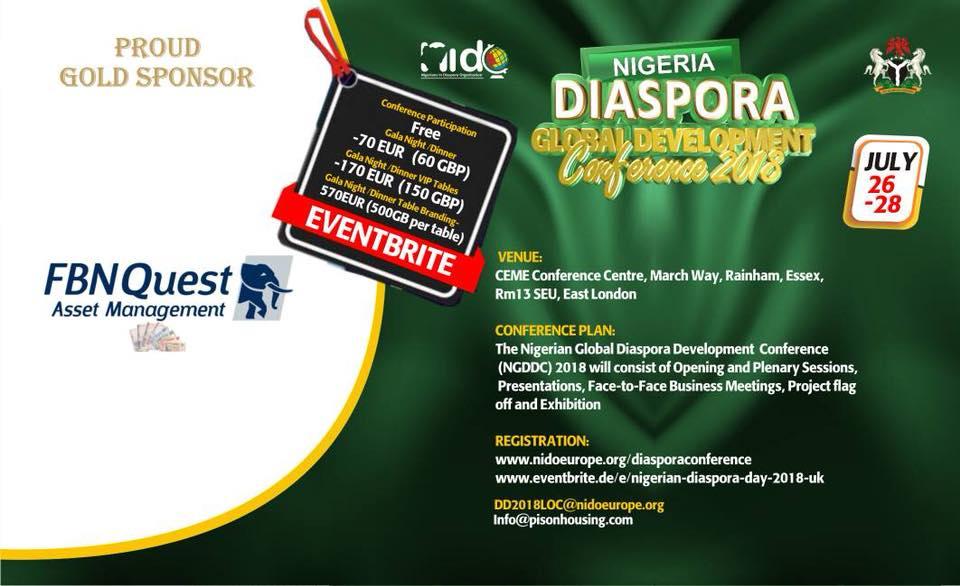 Welcome to Nigerian Diaspora  Global Hall of Fame (NIDGHF)