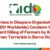 Nigerians in Diaspora Organisations (NIDO Worldwide) Condemn the Recent Killing of Farmers by Boko Haram Terrorists in Borno State