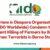 Nigerians in Diaspora Organisations (NIDO Worldwide) Condemn the Recent Killing of Farmers by Boko Haram Terrorists in Borno State