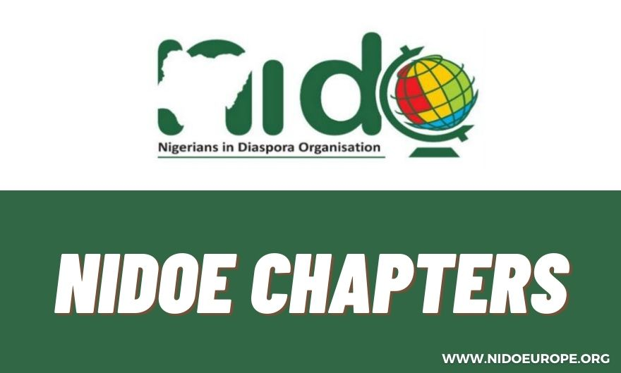 NIDOE Chapters - Get Information about all NIDOE Chapters