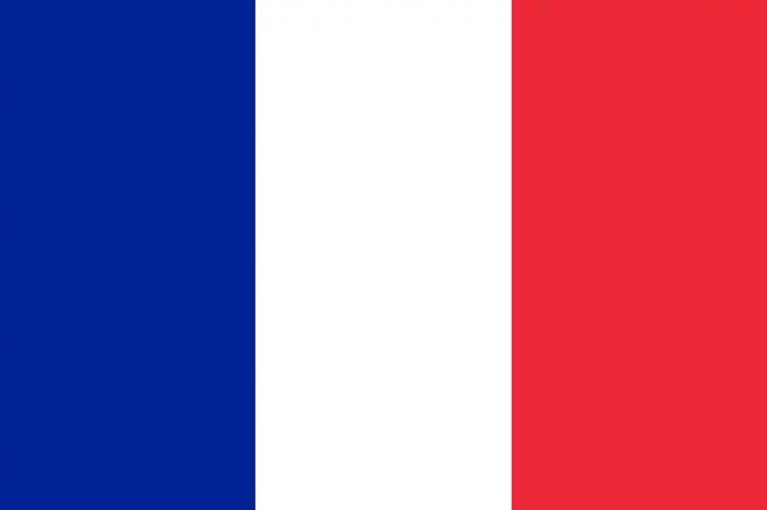 NIDOE France - The Flag of France