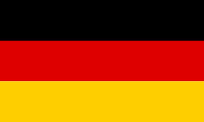NIDOE Germany - The Flag of Germany