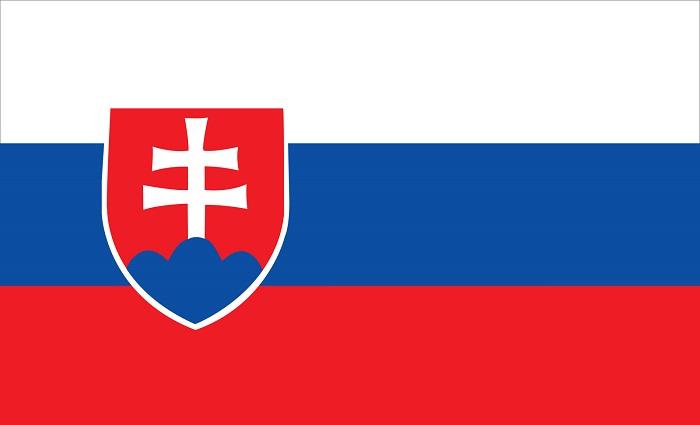 NIDOE SLOVAKIA - Flag of SLOVAKIA
